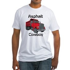 Men's Asphalt Cowboy Truck Driver Shirt