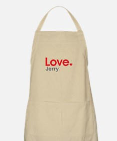 Love Jerry Apron