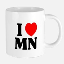 I love Minnesota Mugs