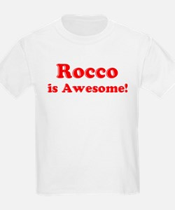 Rocco is Awesome Kids T-Shirt