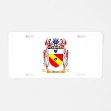 Antony Aluminum License Plate