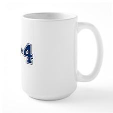 10-4 POLICE CODE Mug