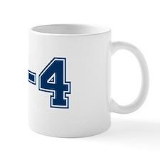 10-4 POLICE CODE Small Mug