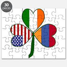 Shamrock of Armenia Puzzle
