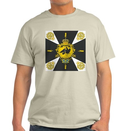 Gneisenau Colberg Prussian Battle Flag T-Shirt