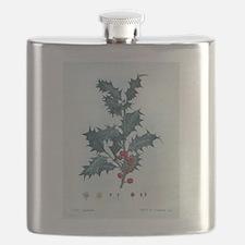 Mistletoe Flask