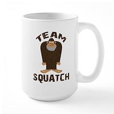 Team Squatch Mug