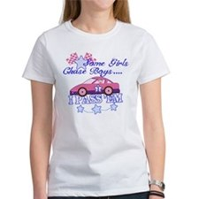 Some Girls Chase Boys T-Shirt