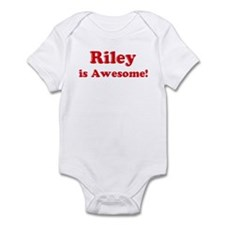 Riley is Awesome Infant Bodysuit