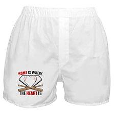 HomeWhereHeartIs copy Boxer Shorts