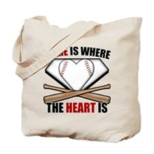 HomeWhereHeartIs copy Tote Bag