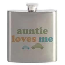 Auntie Loves Me Flask