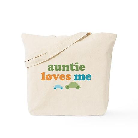 Auntie Loves Me Tote Bag