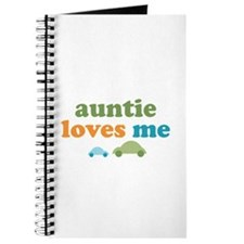 Auntie Loves Me Journal