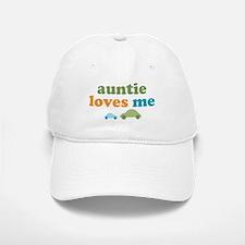Auntie Loves Me Baseball Baseball Cap
