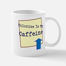 Chlorine Is My Caffeine Mug
