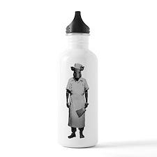 Here Piggy Piggy Water Bottle