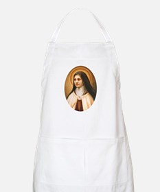 Saint Therese of Lisieux BBQ Apron