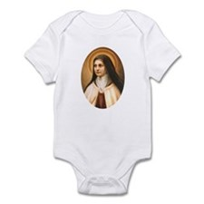 Saint Therese of Lisieux Onesie