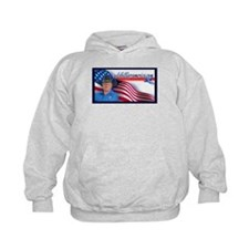 Wild Bill for America Eagle Hoodie