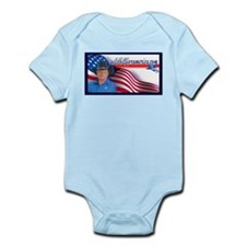 Wild Bill for America Eagle Body Suit