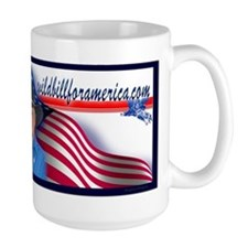 Wild Bill for America Eagle Mug