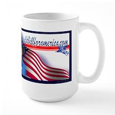 Wild Bill for America Eagle Mug