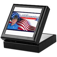 Wild Bill for America Eagle Keepsake Box