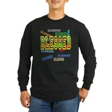 Blessed 1 Long Sleeve T-Shirt