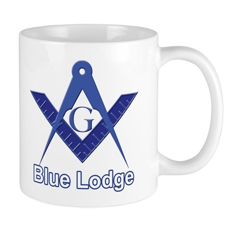 Masonic Blue Lodge Mug