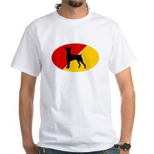 German Flag German Pinscher Shirt