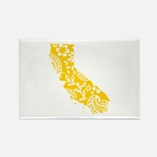 Paisley Rectangle Magnet (10 pack)