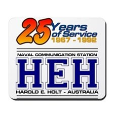 HEH 25 Years Mousepad