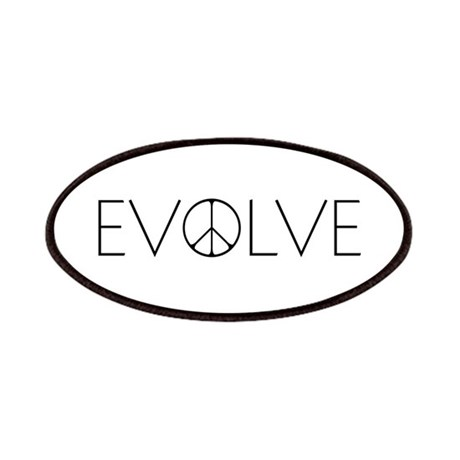 Evolve Peace Narrow Patches