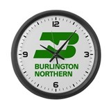 Burlington northern Giant Clocks