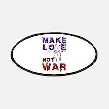 Make Love not War Patches