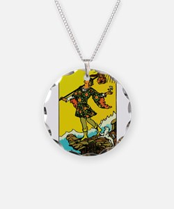 The Fool.png Necklace