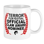 Claw Award Nominee Mugs