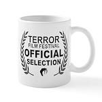 Terror Film Festival Official Selection Mugs