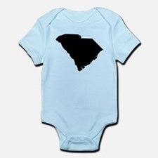 Black Infant Bodysuit
