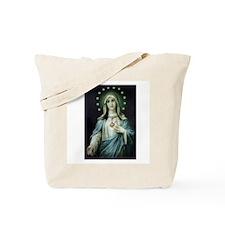 Vintage Mary Tote Bag