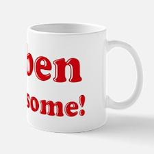 Reuben is Awesome Mug