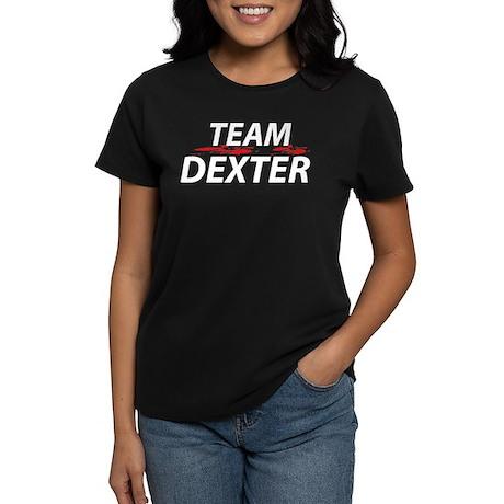 Team Dexter Women's Dark T-Shirt