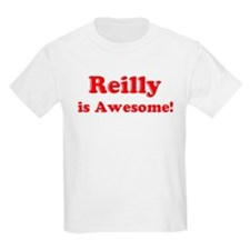 Reilly is Awesome Kids T-Shirt