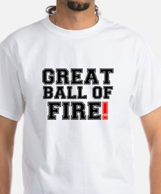 GREAT BALL OF FIRE!