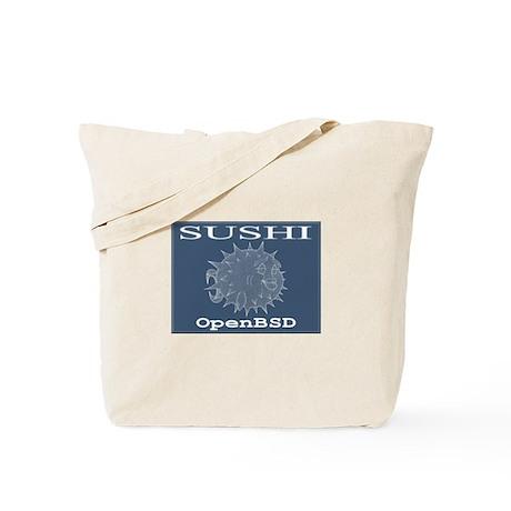 Bsd Fish Tote Bag