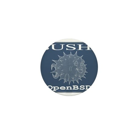 Bsd Fish Mini Button (10 pack)