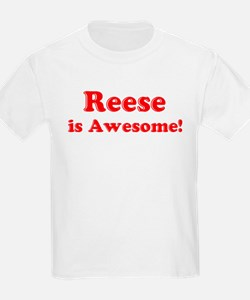 Reese is Awesome Kids T-Shirt