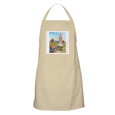 Our Lady of Fatima BBQ Apron