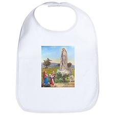 Our Lady of Fatima Bib